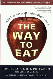 Cover of: Way to Eat