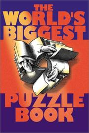 Cover of: The World's Biggest Puzzle Book