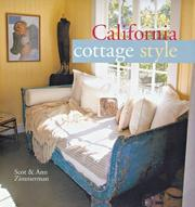 Cover of: California Cottage Style