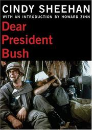 Cover of: Dear President Bush (Open Media Series2006)