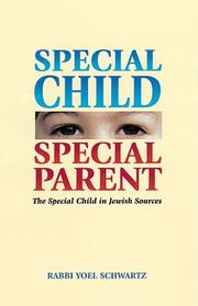 Cover of: Special Child, Special Parent