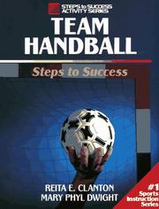 Cover of: Team Handball