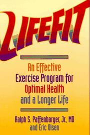 Cover of: Lifefit