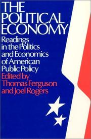 Cover of: The Political Economy