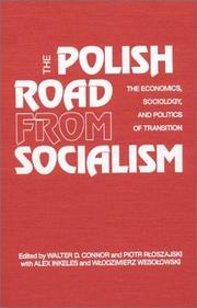 Cover of: The Polish Road from Socialism