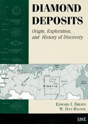 Cover of: Diamond Deposits
