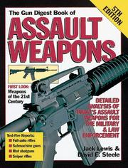 Cover of: The Gun Digest Book of Assault Weapons, Fifth Edition