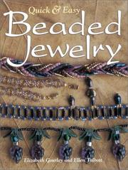 Cover of: Quick & Easy Beaded Jewelry (Beadwork Books)