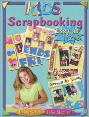 Cover of: Kids Scrapbooking