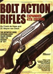 Cover of: Bolt Action Rifles