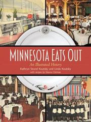 Cover of: Minnesota Eats Out