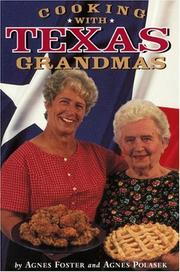 Cover of: Cooking With Texas Grandmas