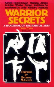 Cover of: Warrior Secrets