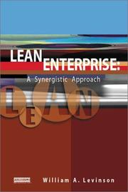Cover of: Lean Enterprise