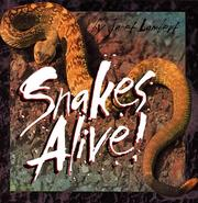 Cover of: Snakes Alive!
