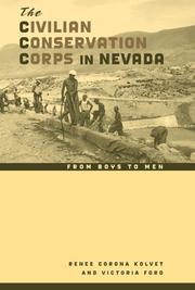 Cover of: The Civilian Conservation Corps in Nevada