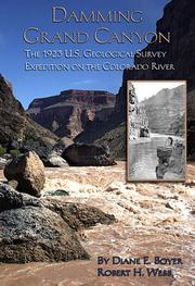 Cover of: Damming Grand Canyon