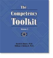 Cover of: The Competency Toolkit