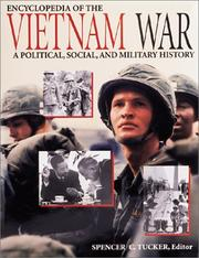 Cover of: Encyclopedia of the Vietnam War