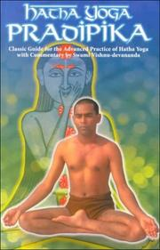 Cover of: Hatha Yoga Pradipika