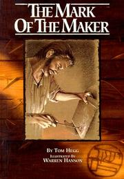 Cover of: The Mark of the Maker