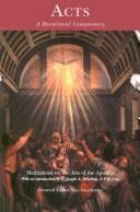 Cover of: Acts of the Apostles