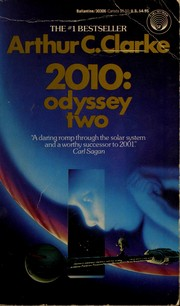 Cover of: 2010: Odyssey Two (Space Odyssey #2)