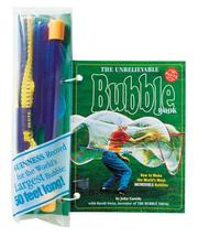 Cover of: The Unbelievable Bubble Book