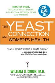 Cover of: The Yeast Connection and Women's Health