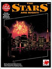 Cover of: The Stars Are Right/2337 (Call of Cthulhu)