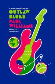 Cover of: Outlaw Blues