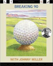 Cover of: Breaking 90 with Johnny Miller
