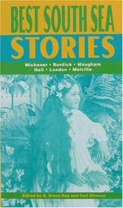 Cover of: Best South Sea Stories