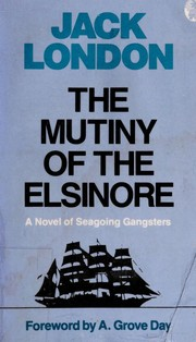 Cover of: The Mutiny of the Elsinore