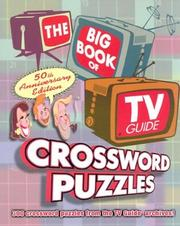 Cover of: The Big Book of TV Guide Crossword Puzzles
