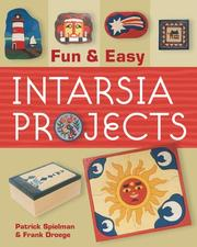 Cover of: Fun & Easy Intarsia Projects