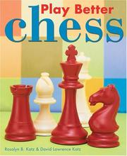 Cover of: Play Better Chess