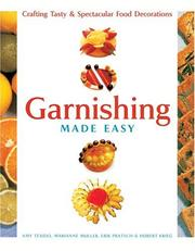 Cover of: Garnishing Made Easy