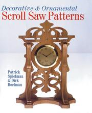 Cover of: Decorative & Ornamental Scroll Saw Patterns
