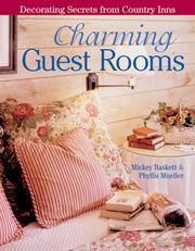 Cover of: Charming Guest Rooms