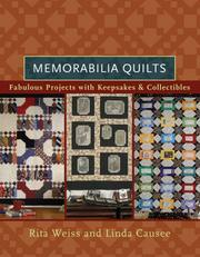 Cover of: Memorabilia Quilts