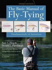 Cover of: The Basic Manual of Fly-Tying