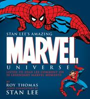Cover of: Amazing Marvel Universe