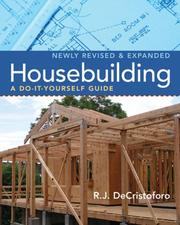 Cover of: Housebuilding