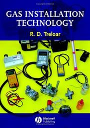 Cover of: Gas installation technology