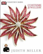 Cover of: Costume Jewellery (DK Collector's Guides)
