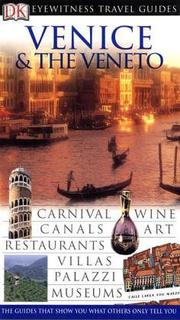 Cover of: Venice and Veneto (Eyewitness Travel Guides)