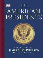 Cover of: The American Presidents (Society of American Presidents)