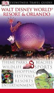 Cover of: Walt Disney World Resort and Orlando (Eyewitness Travel Guides)