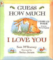 Cover of: Guess How Much I Love You